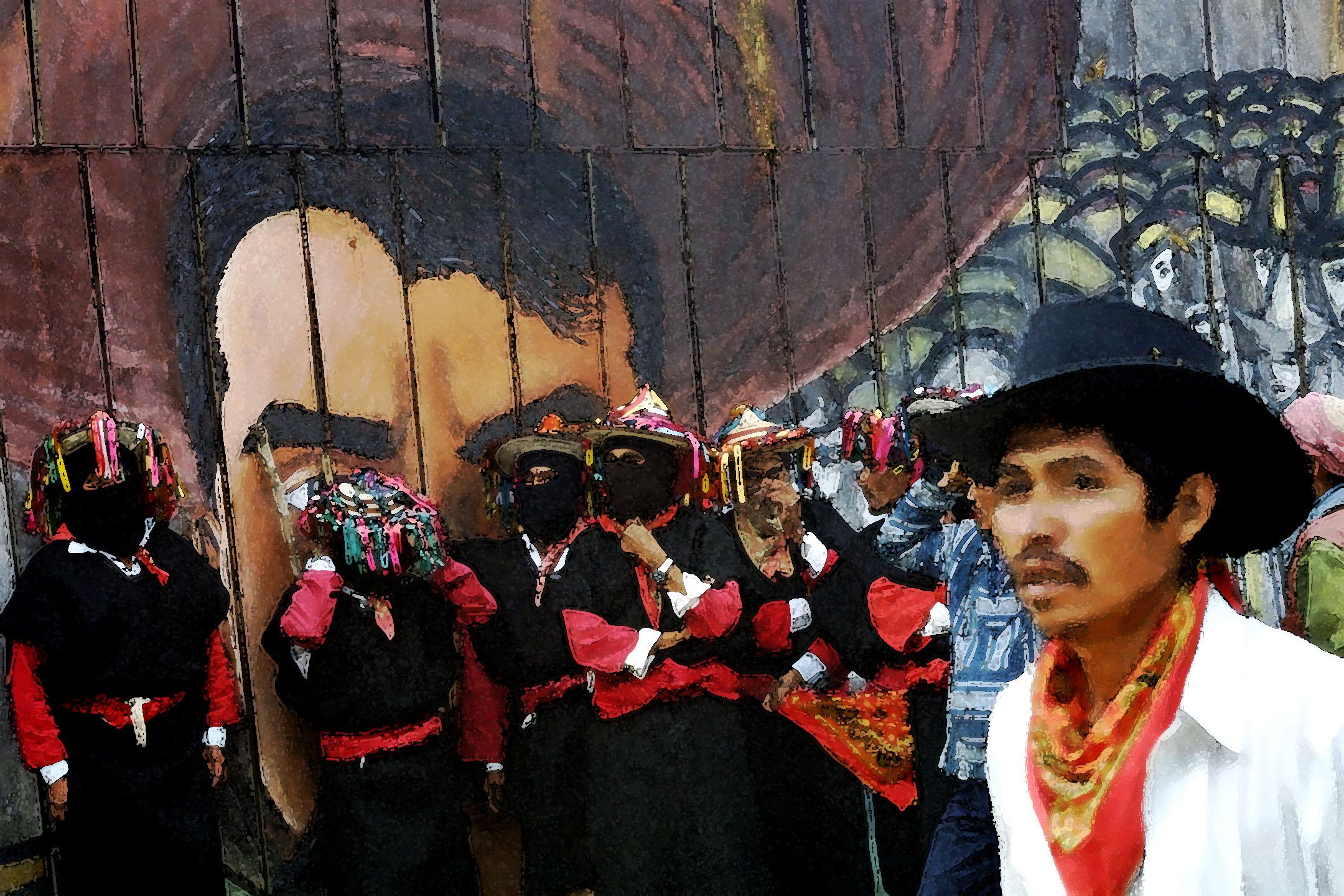 Oventik Zapata 2001