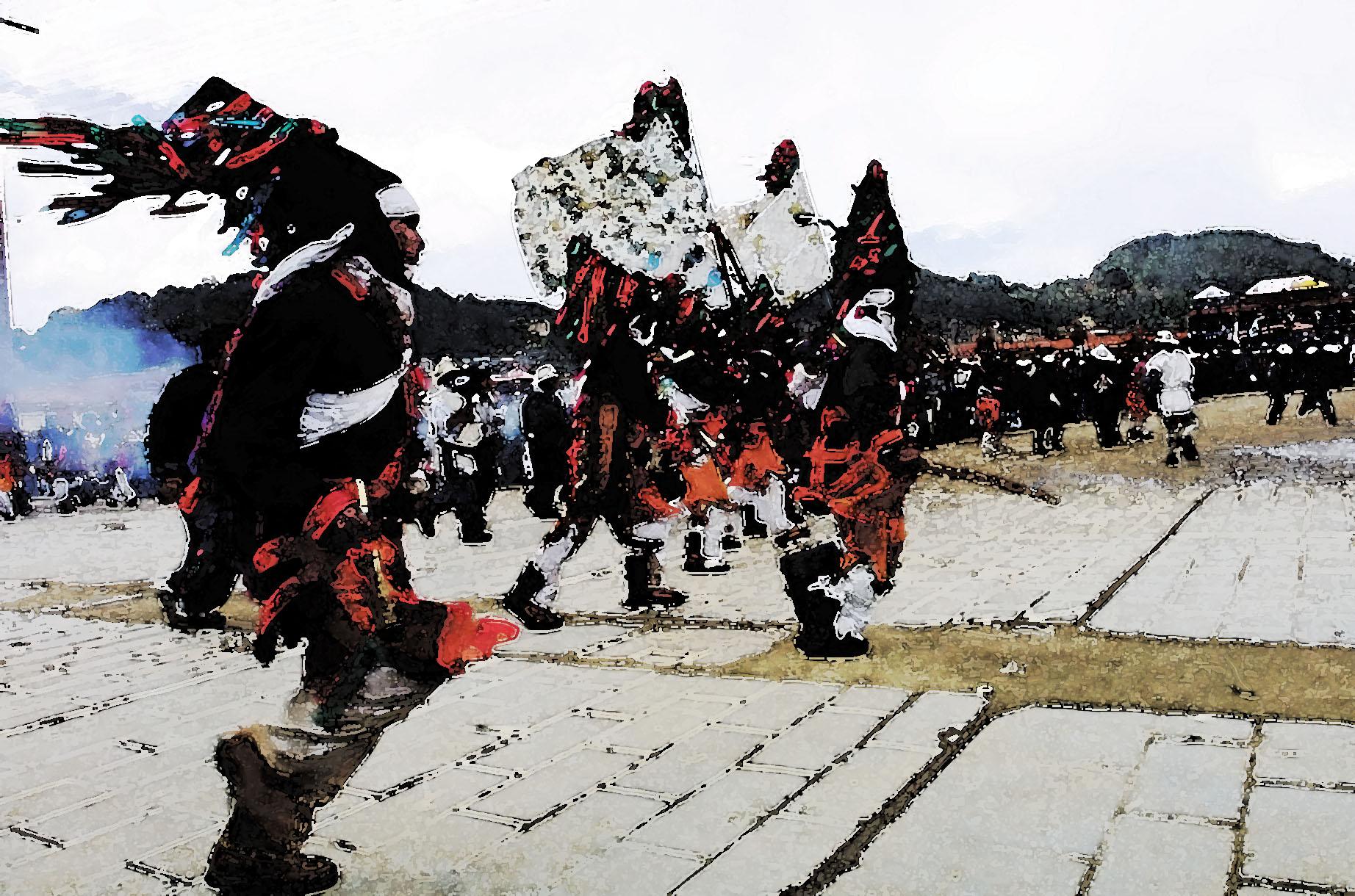 Carnaval mashes, 2002