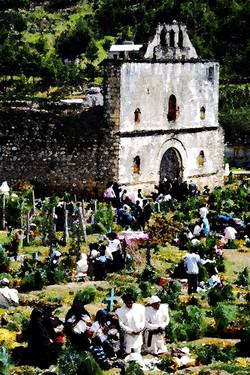 Chamula Panteon, 2000