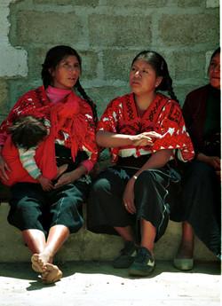 Tenejapa Weaver, Winds of Change