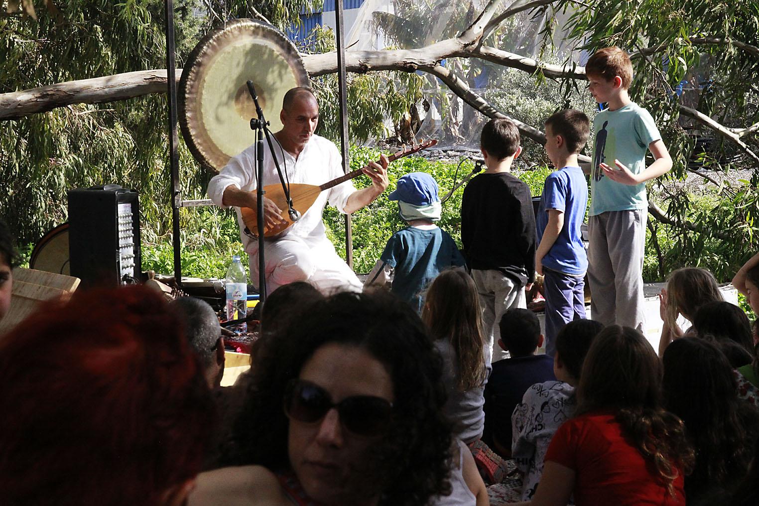 Kibbutz Ein Carmel