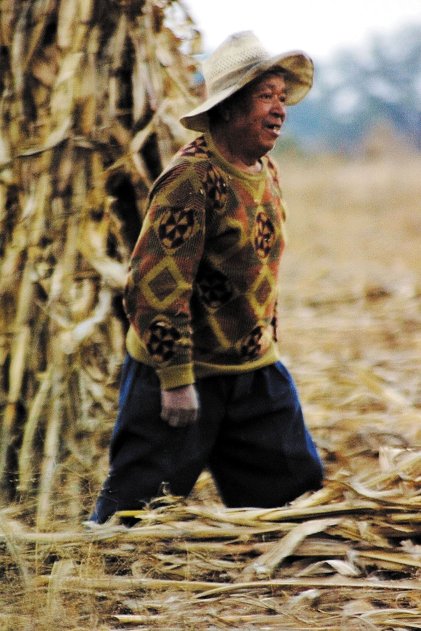 Farmer, Cover SA Express-News