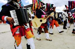 Chamula musicos, Carnaval 2002