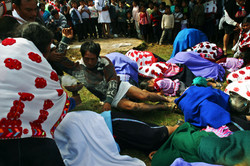 Acteal Massacre 45 Mayans, AFP/Getty