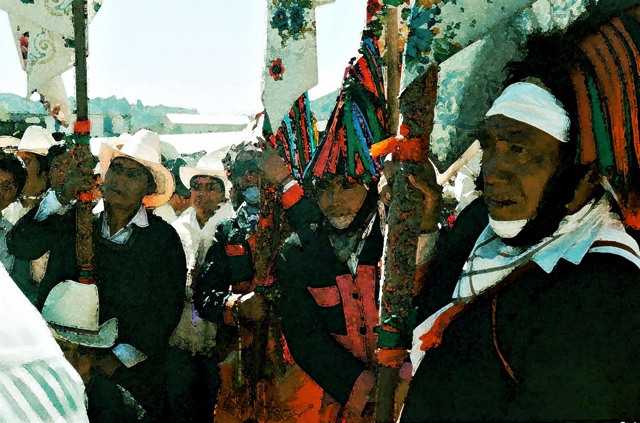 Carnaval Chamula, 1995