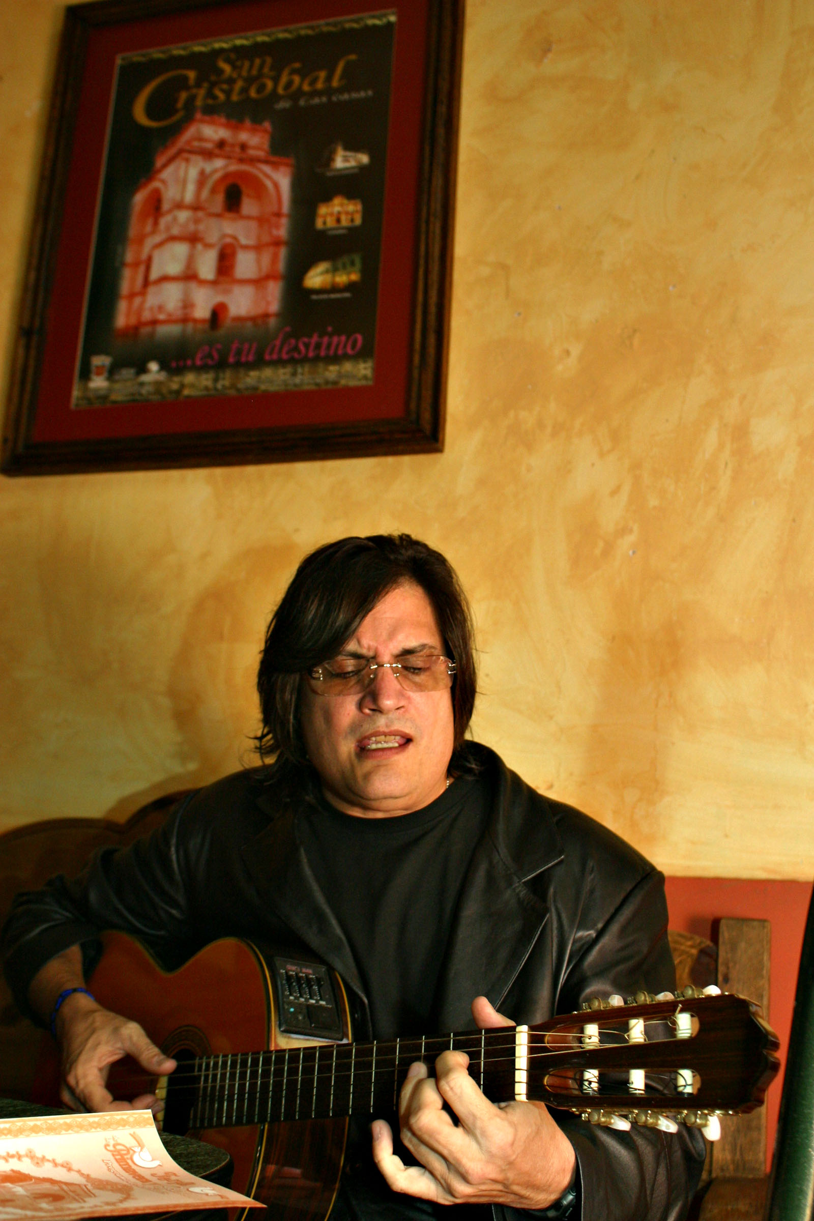 Amaury Perez, Cuban troubadour AFP