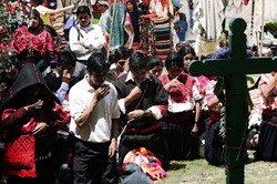 Sna Jolobil reza a cruces 2005