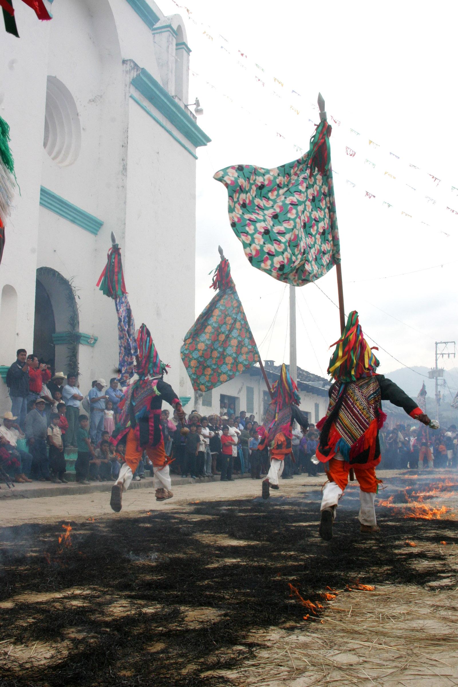 Carnival Chenalho, Proceso Magazine