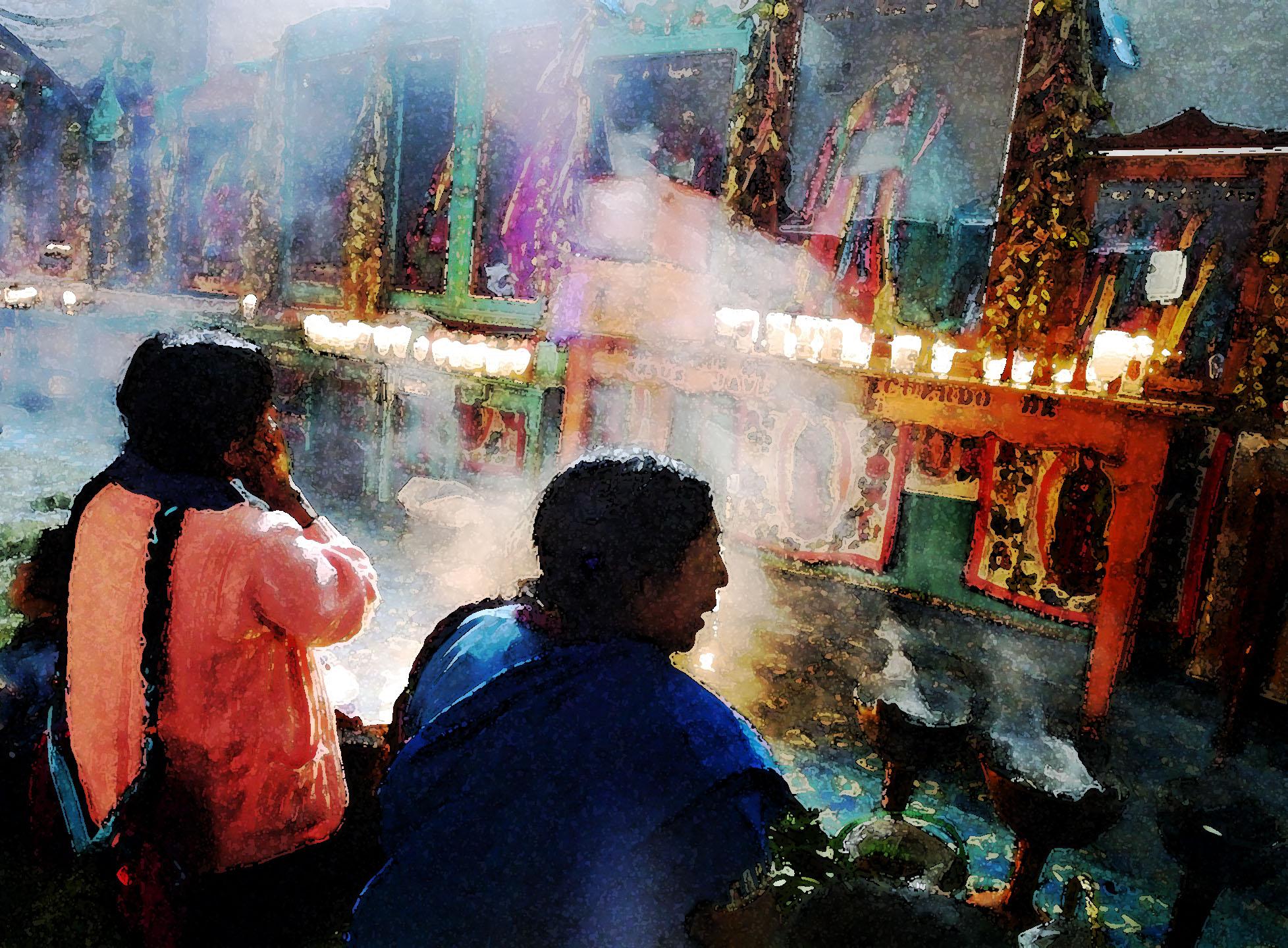Rezos a la Virgen, 2002
