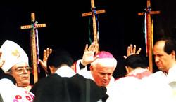 Three Crosses, Doubletake Magazine