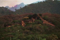 Tonina, Largest pyramid-acropolis
