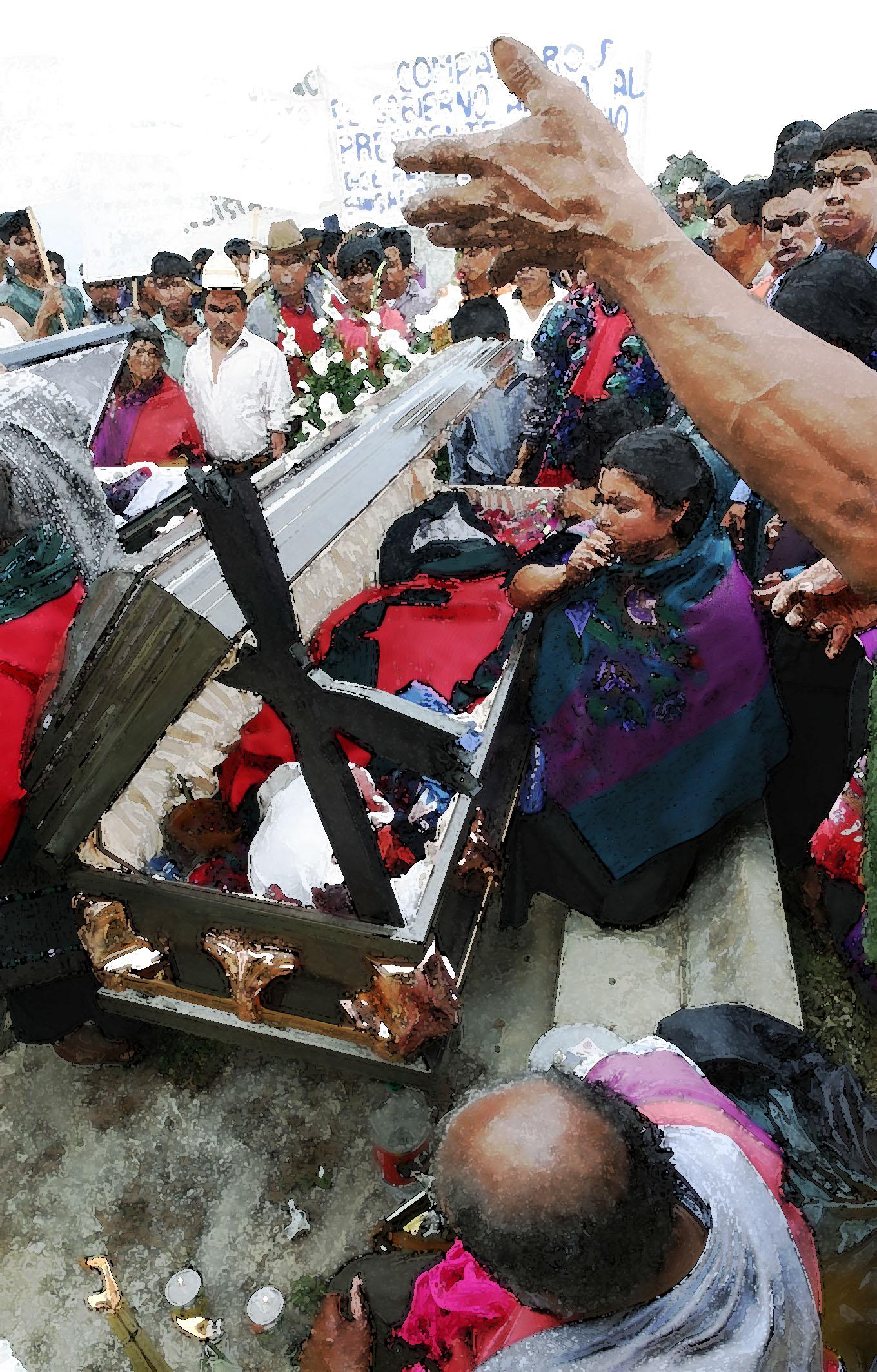 Zinacantan muertos 2003
