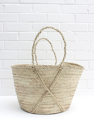 Criss Cross Basket