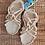 Thumbnail: Hippy Rope Sandals - Natural
