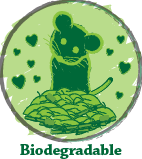 The Squeaky Green Company, Ecofriendly, nature, squeaky green, biodegradable packging, biodegradable