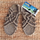 Thumbnail: Hippy Rope Sandals - Speckled Twine