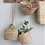 Thumbnail: Rustic Plant Hanger Baskets