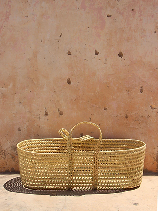 Boho Moses Basket
