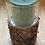 Thumbnail: Rustic Woodland Hurricane Birch Bark Candle Holder