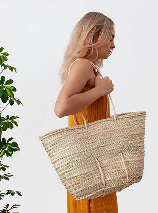 Hippy Rope Basket Bag