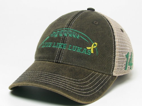 Green LLL Trucker Hat