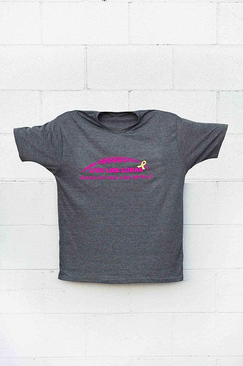 Pink Wake Up Kick Ass Repeat T-Shirt