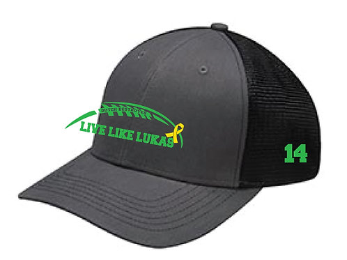 Green Live Like Lukas Dutch Destroyer Hat