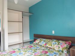 Dormitório com split