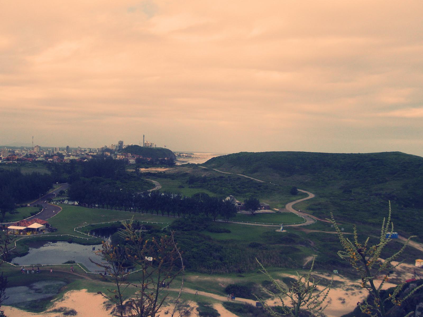 Vista da Torre Sul