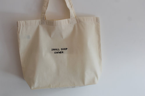 Small Shop Owner Maxi Tote