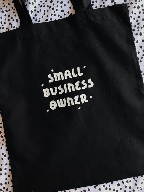 Small Business Owner Tote