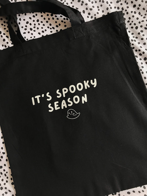It's Spooky Season Tote