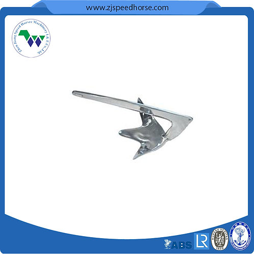 Hot Dip Galvanized Bruce Anchor