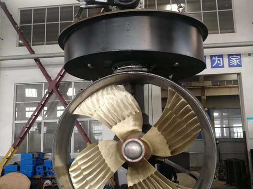 Marine Propulsion System