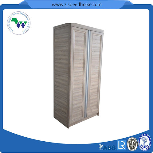 Aluminum Double Door Cloth Cabinet
