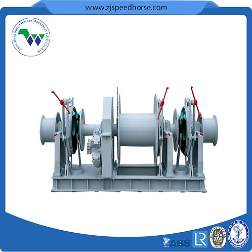 Marine Anchor Winch