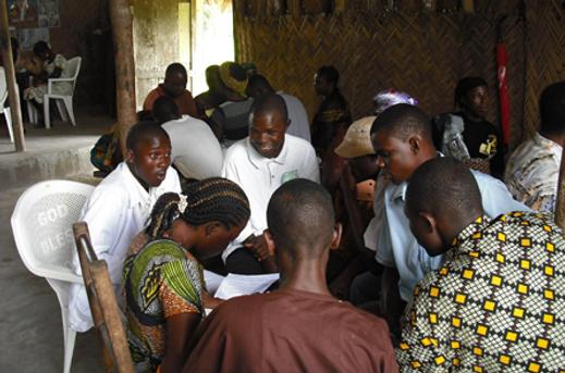 Rwanda and DRC Congo orality Kairos Africa