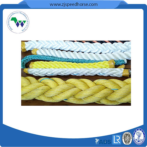 UHMW PE 8-Strand Rope