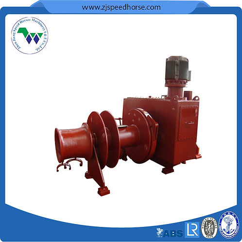 250kN Electric Mooring Winch