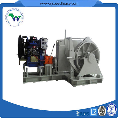 Diesel Windlass