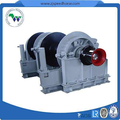 75kN Hydraulic Dual Drum Mooring Winch