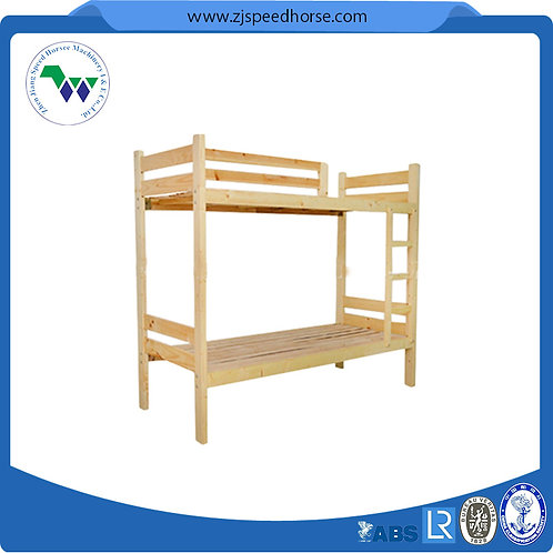 Wooden Double Bed