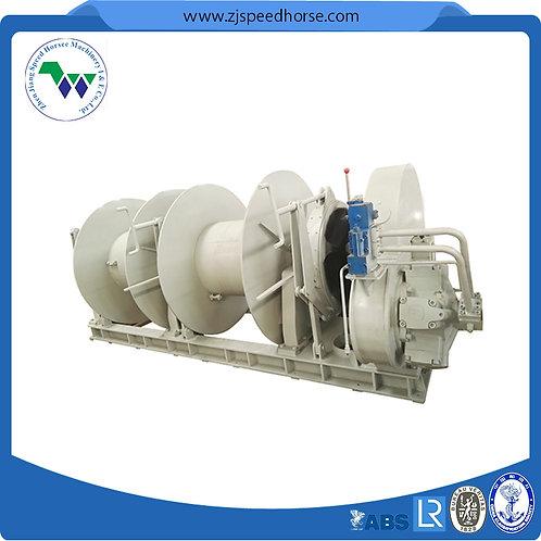 Hydraulic Dual Drum Mooring Winch