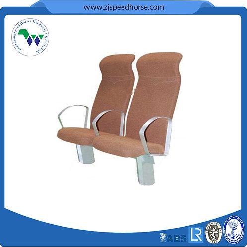 Marine Passenger Chair with Adjustable Backrest
