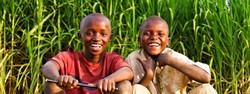 2 Boys in Rwanda
