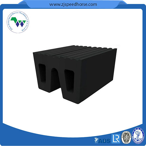 W Type Rubber Fender