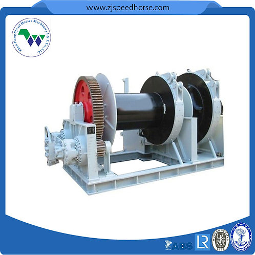 Hydraulic Mooring Windlass