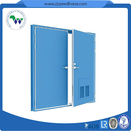 Class B-15 Double-leaf Steel Door