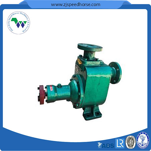CYZ Series Marine Self-priming Horizontal Centrifugal Oil Pump