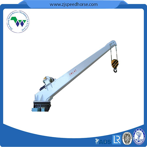 Marine Electric Crane  Application
